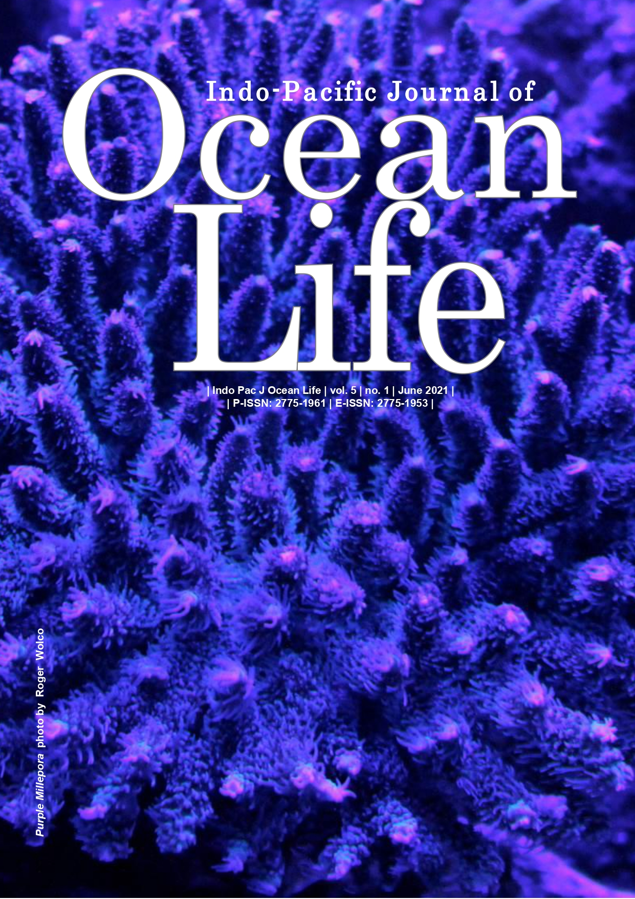 Indo Pacific Journal of Ocean Life