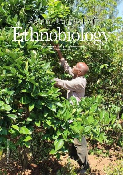 Asian Journal of Ethnobiology