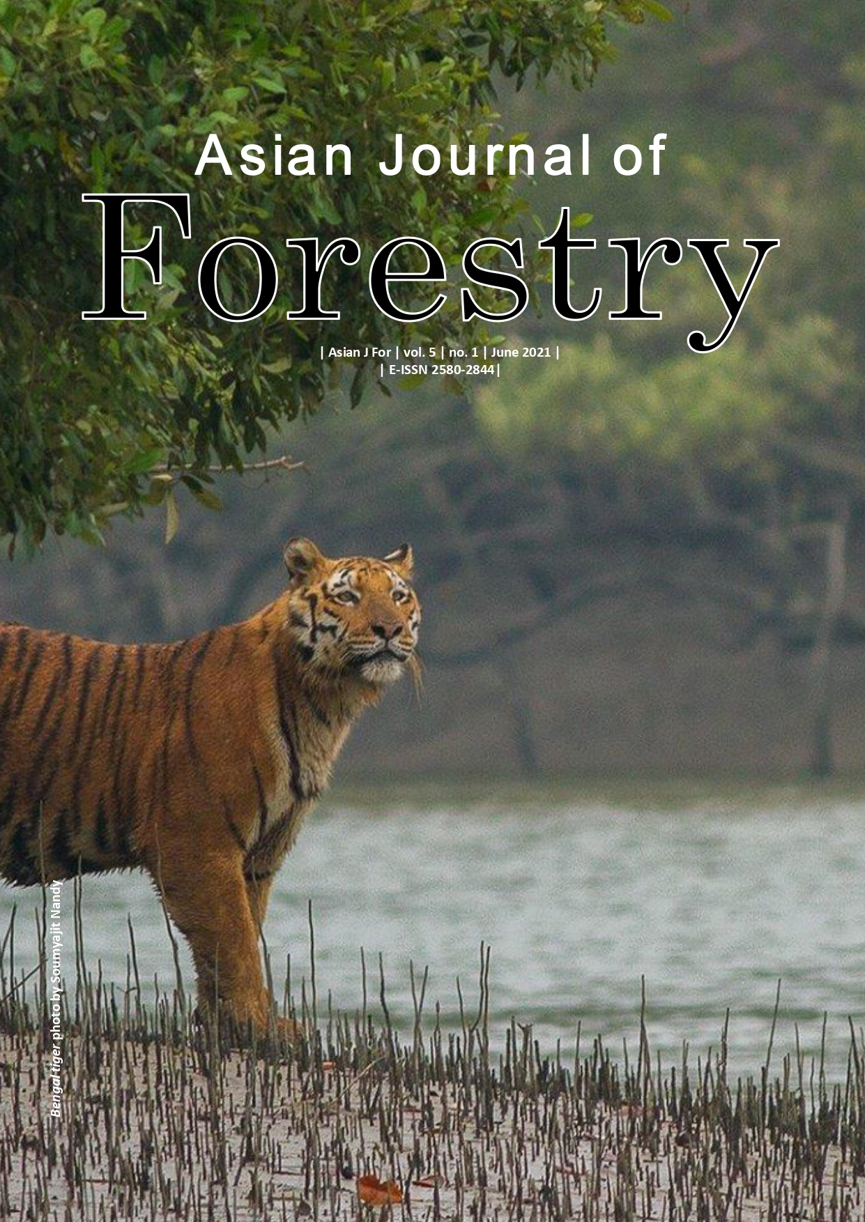Asian Journal of Forestry